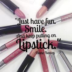 #lipstick #makeup #quotes #thecolorworkshop
