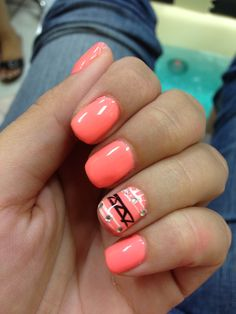 55 simple nail art designs for short nails 2016 simple nail simple cute nail designs for short nails nail art designs prinsesfo Choice Image