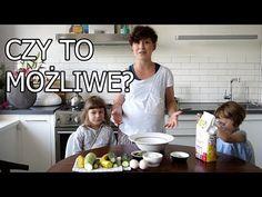 PLACKI Z CUKINII | OBIAD W 10 MINUT #6 | 10MINUTSPOKOJU - YouTube Healthy Dishes, Dog Bowls, Vegan Vegetarian, Oven, Food And Drink, Kitchen Appliances, Cooking, Youtube, Diet