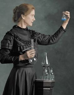 Marie Curie: Blazing a Trail