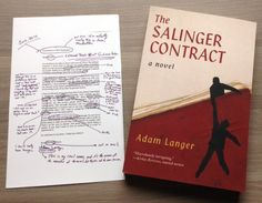 The Salinger Contract – Value $17 (On Amazon for $13.23)