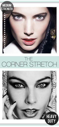 To make close-set eyes appear further apart, try The Corner Stretch! It's actually a veryeffective illusion created by a really simple technique: concentrate your darker shades on the outer corners, from the center of your lid out past your lash line, all the way to the ends of your brows. More detailed explanation at link.