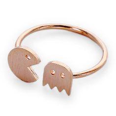 PAC MAC ring - Rose Gold   Fahsye Fashion Accessories Boutique