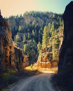 Phantom Canyon Road - @escal1 (Instagram) - OutThere Colorado