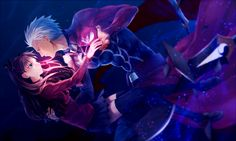 Rin & Archer | Fate/stay Night: Unlimited Blade Works