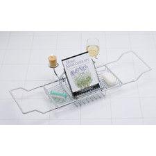 Taymor Industries Inc. Aromatheraphy Bathtub Caddy Review