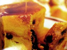 Bread-Pudding from Arnaud's - THE best whiskey sauce... YES! made with eggs no cream... it's good on EVERYTHING.  I especially love making the sauce - honestly, i haven't made the bread pudding yet, but i will and then i'll let you know!