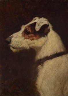 An image of My best friend by Douglas Fry, 1910