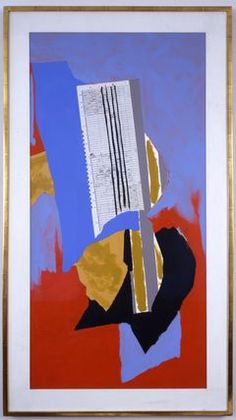 Motherwell show colored with his seaside memories - The Boston Globe Robert Motherwell, Second World, World War Two, Seaside, Boston, Globe, Abstract Art, Memories, Artist