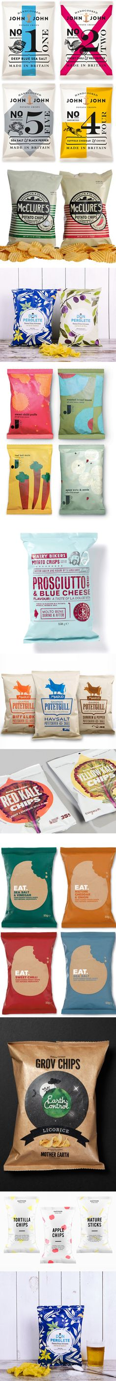 All about chips #packaging collection PD
