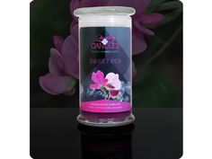 www.jewelryincandles.com/store/arielhickmon These pea-like flowers grow in many lovely colors and enchant us with their fragile, seductive fragrance and make great bouquets. Sweet pea candle has a light scent that captures the very essence of this floral elegance.