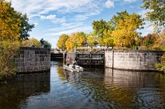 Parks Canada - Rideau Canal National Historic Site - Rideau Canal National Historic Site of Canada