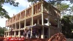 রড ছাড়া কলেজ ভবন নির্মাণ | জনতার হাতে আটক ঠিকাদার | Jamuna News | Today...