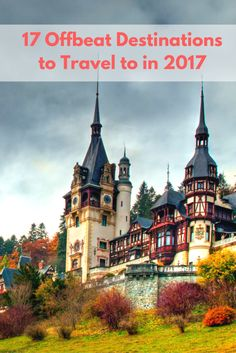 Make 2017 the year you travel more than ever! Here are 17 dream destinations to inspire you.