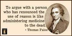 Arguments-Thomas Paine