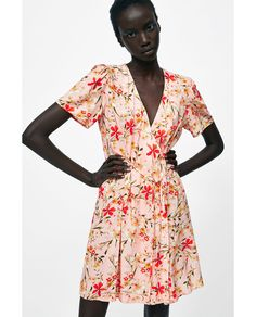 746cd7fb3c 15 Best Zara Wishlist images | Floral prints, ZARA, Zara women