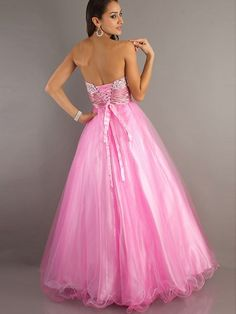 2012 Style A-line Sweetheart  Beading  Sleeveless Floor-length Tulle  Prom Dresses / Evening Dresses