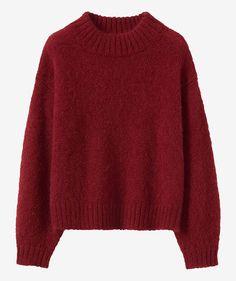 White ONE SIZE Turtleneck Raglan Sleeve Pullover Sweater (£13 ... cc95a45b49c54