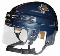 Bauer Player Mini Helmet - Florida Panthers - Color