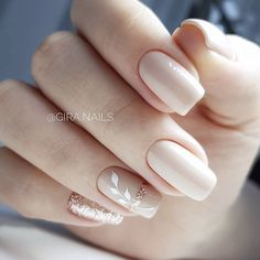 In search for some nail designs and some ideas for your nails? Here is our listing of must-try coffin acrylic nails for cool women. Classy Nails, Stylish Nails, Simple Nails, Cute Nails, Simple Elegant Nails, Simple Wedding Nails, Pink Wedding Nails, Elegant Nail Art, Wedding Manicure