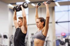 Can You Really Build Strength Lifting Lighter Weights? - Cathe Friedrich