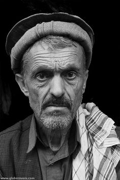 Man in the mountain village of Shughnan, AFGHANISTAN