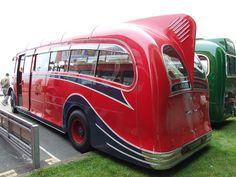 Leyland Halfcab bus by classic vehicles, via Flickr