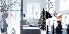 Cómo decorar en navidad sin recurrir a los colores clásicos - Contenido seleccionado con la ayuda de http://r4s.to/r4s