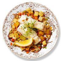 ... Halibut With Papaya-Citrus Slaw | Recipe | Grilled Halibut and Halibut