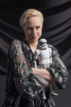 ...looking back 1 year ago....Star Wars: Who The Hell Is Captain Phasma?