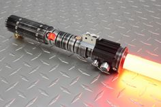 """Saber Forge - Crystal Chamber Jade LED Sabers (Adaptive Saber Parts """"ASP"""" are modular parts that let anyone build a custom saber with electronics.)"""