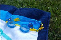 Ist die nicht süß? Unsere #FindetDorie #Disney Schwimmbrille Prsample    Schwimm-Spaß-Tour