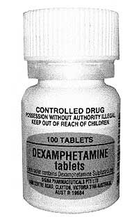 "Because dextroamphetamine can so be very effective (and addicting) it became widely popular in the middle of the last century. The psychiatric drug became famous as ""uppers"" and diet pills as drug-makers advertised the addictive chemical as a wonder-drug while disregarding its dangerous side-effects."