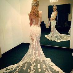 Vestido de Noiva modelo exclusivo Atelier Geraldo Couto
