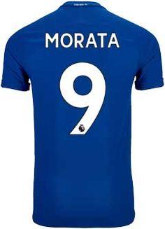 b921add3c 2017 18 adidas Chelsea FC Alvaro Morata Home Jersey. Buy it from SoccerPro  Chelsea