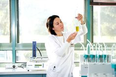 Being one of only 2 NATA accredited labs in Australia, using the latest technology to accurately assess the physical, chemical and organoleptic characteristics of olive oil and olives.  http://amandabaileyonolives.com.au/wp/production/olive-oil/olive-oil-table-olive-testing-services-with-the-olive-centre/