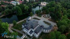 Fotografie cu drona, Parcul Central din Cluj ! #fotografiidrone #fotografiiaeriene #aerialview #cluj Mansions, House Styles, Twitter, Outdoor Decor, Home Decor, Park, Decoration Home, Manor Houses, Room Decor