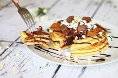 Zoella | Pancakes 3 Ways