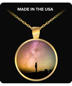 This simple but amazing necklace is ideal for people who want to grow spiritually. Get it here for only $12.95 + shipping. https://www.gearbubble.com/iamtheuniverse
