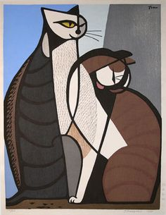 cubism and cats - Google Search