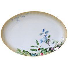 Bernardaud - Collection Tropiques -  #bernardaud #porcelaine #porcelain #tableware #tablesetting #tablescape
