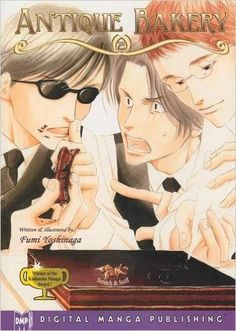 Antique Bakery Manga Volume 2 $9.99