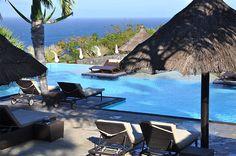 La piscine du Palm Hotel & Spa à Grande Anse La Réunion