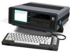 (1984) Commodore SX-64