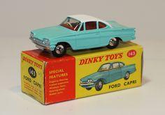 Ford Capri Diecast