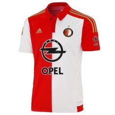 Feyenoord Thuisshirt 2015/16