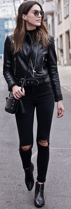 Top 5 Leather Jackets   Thrifts and Threads