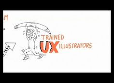 A video by Amberlight Partners (UK) about combining illustration with UX research.