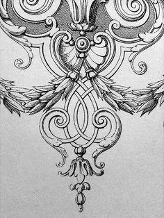 Ornament Drawings   Flickr - Photo Sharing!