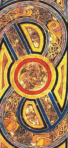 MARK 12 the Marriage of the Resurrection!  The Book of Kells
